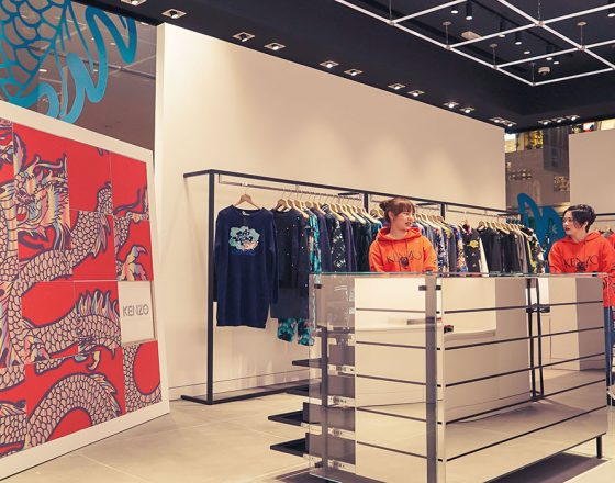 Alyasra Fashion Unveils Kenzo's Newly Renovated Store at The Avenues
